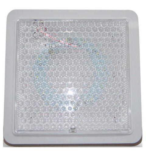 Đèn Led ốp trần vuông 8W