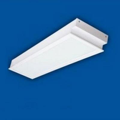 Máng âm trần 2x1m2 chụp meca - Đèn LED Panel âm trần 300x1200 mm lắp bóng tuýp