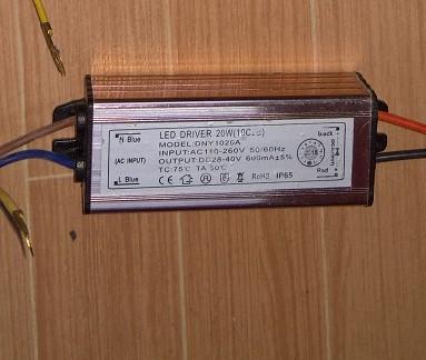 Nguồn 20W Vĩnh Thái - Chấn lưu đèn LED 20W
