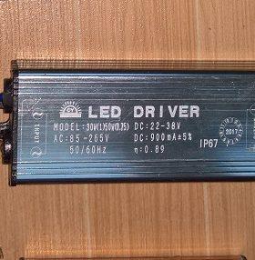 Nguồn 30W Vĩnh Thái - Chấn lưu đèn LED 30W