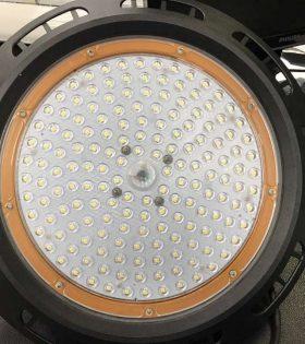 Đèn led nhà xưởng - đèn highbay led UFO 120W