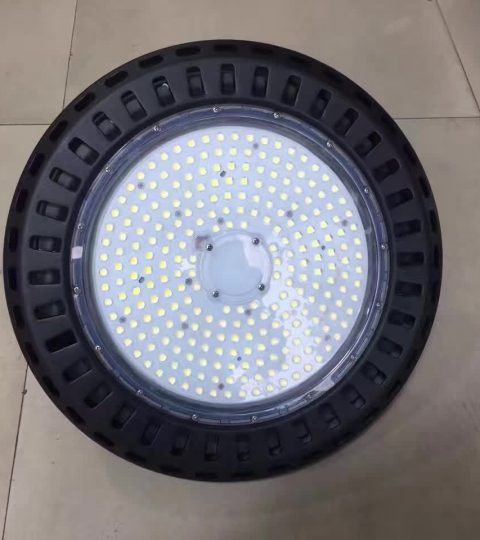 Đèn led nhà xưởng - đèn highbay led UFO 80W