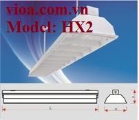 Máng đèn học đường HX2