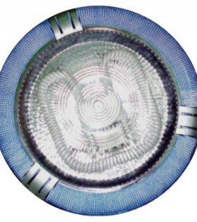 Đèn áp trần K15A