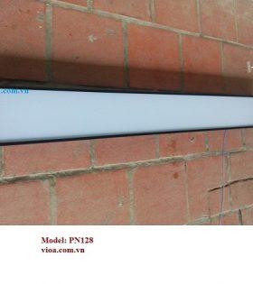 Máng đèn led - Máng đèn Hộp thả trần đơn 150x1200 chụp mica chống lóa Vĩnh thái