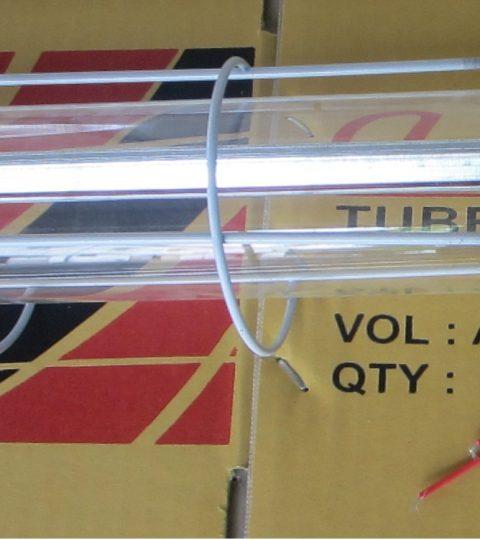 Máng đèn chống cháy nổ 1x1.2m Lezza