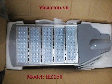 Đèn đường LED 150W - đèn cao áp led 150w lezza