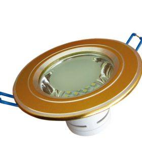 Đèn led downlight 3w - Đèn âm trần 3W