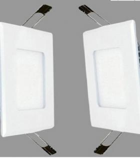 Đèn Led Downlight siêu mỏng 4w - đèn âm trần 4W siêu mỏng