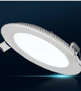 Đèn led downlight siêu mỏng tròn 6w - đèn âm trần 6W siêu mỏng