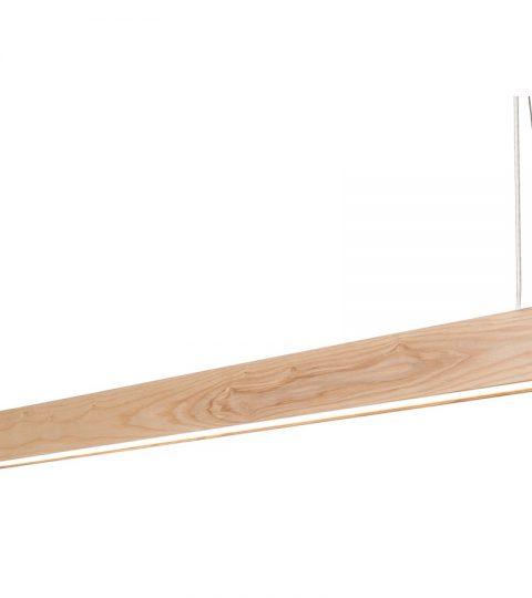 Đèn thả trang trí phòng ăn vân gỗ