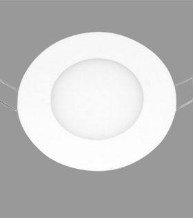 Đèn led downlight 4W siêu mỏng tròn - đèn âm trần 4W siêu mỏng