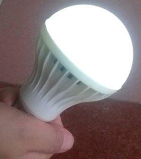 Bóng led tích điện Lezza 5w