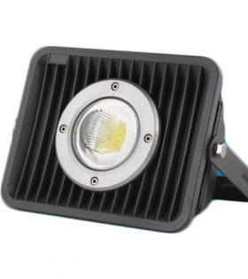 Đèn pha led 50W thấu kính tán quang