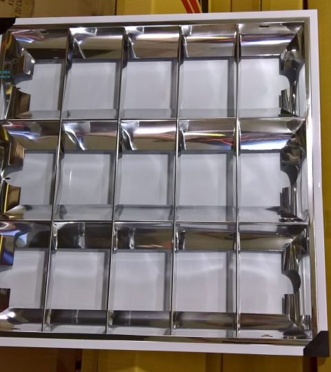 Máng đèn led âm trần 600x600 mm