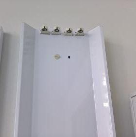 Máng đèn tuýp led lắp nổi 4 bóng chóa phản quang sơn tĩnh điện
