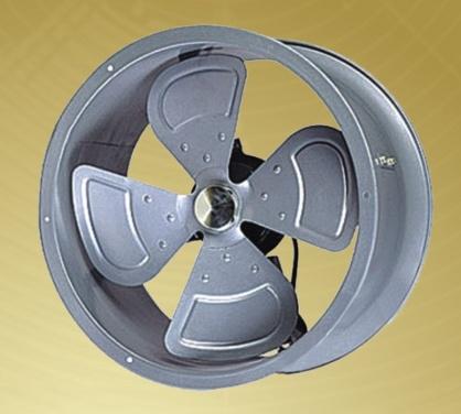 Quạt công nghiệp thông gió tròn CLC SC600mm
