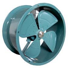 Quạt công nghiệp thông gió tròn 350mm