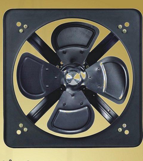 Quạt công nghiệp thông gió vuông sải cánh 300mm