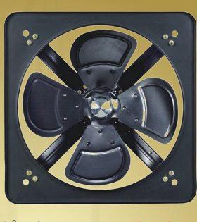 Quạt công nghiệp thông gió vuông sải cánh 350mm
