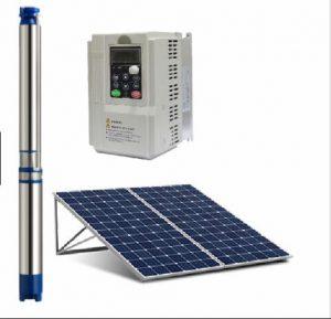 Hệ thống bơm nước năng lượng mặt trời Vĩnh Thái