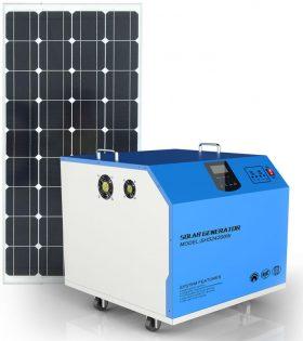 Máy phát điện năng lượng mặt trời 2000w
