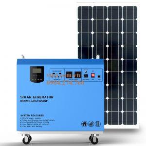 máy phát điện năng lượng mặt trời 800W