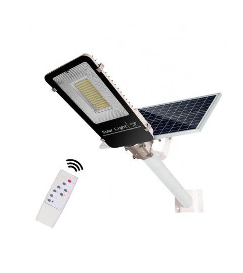 Đèn đường năng lượng mặt trời 120W chip SMD