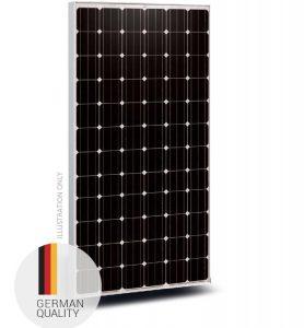 Tấm pin năng lượng mặt trời 340W mono