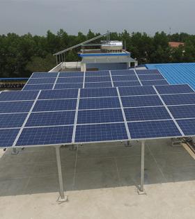 Tấm pin năng lượng mặt trời 300W poly